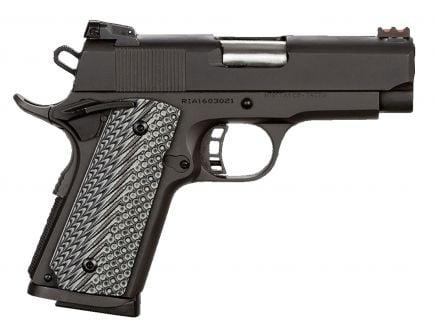 Rock Island Rock Ultra CS-L 45 ACP 7 Round Pistol, Black Oxide - 51585