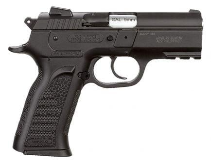Rock Island MAPP MS 9mm 10 Round Browing Shot Recoil Pistol, Matte Black - 51656