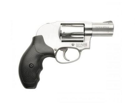 "S&W Model 649 357 Magnum 2.125"" Revolver, Silver w/ Black Grips - 163210"