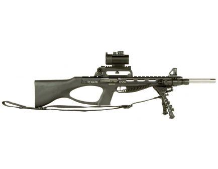 Excel Arms MR-22 .22 WMR/5.7x28mm Semi-Automatic Accelerator Rifle, Black - EA22111