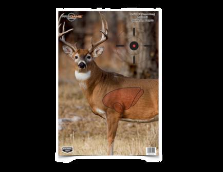 "Birchwood Casey Pregame - 16.5"" x 24"" Deer Target - Each - 35411"