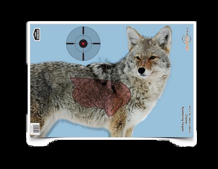 "Birchwood Casey Pregame - 16.5"" x 24"" Coyote Target - Each - 35415"