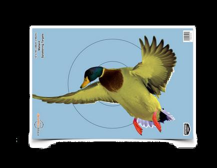 "Birchwood Casey Pregame - 12"" x 18"" Duck Target - Each - 35417"