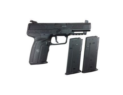 FN Five-seveN 5.7x28mm Pistol, Black - 3868929300
