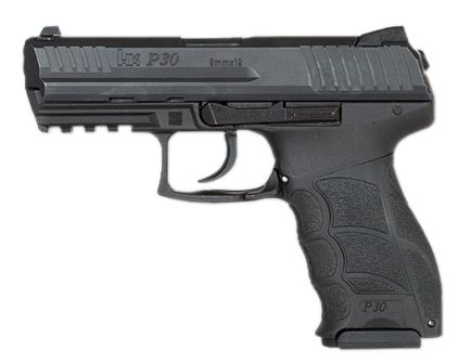 H&K P30 .40 S&W (V3) DA/SA M734003-A5