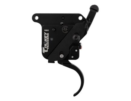 Timney Triggers Remington 700 Right Hand Trigger w/ Safety, Black - 510