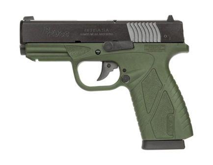 """Bersa BPCC 9mm 3.3"""" Pistol, OD Green"""