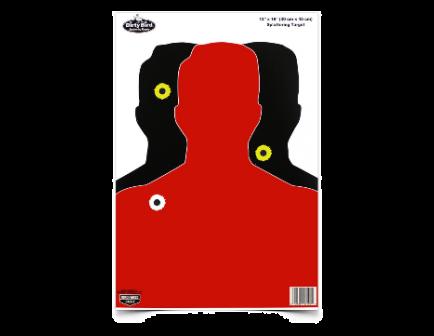 "Birchwood Casey Dirty Bird 12"" x 18"" Silhouette III - Single Target - 35701"