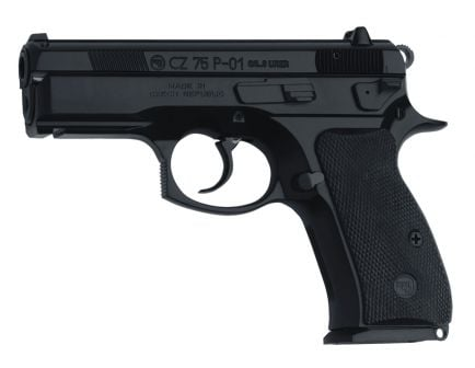 CZ P-01 9mm Pistol, Black - 91199