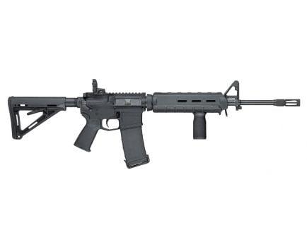 "S&W M&P15 5.56 NATO 16"" Magpul MOE Mid-Length Rifle, Matte Black"