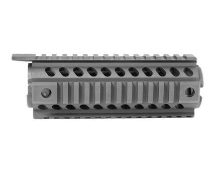 Black MFT Tekko 7 Inch AR-15 Carbine Integrated Rail System