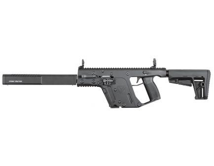 Kriss Vector Gen II CRB 9x19mm Semi-Automatic Rifle, Black - KV90-CBL20