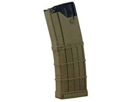 Lancer Systems L5AWM 30 Round .223 Rem/5.56 AR-15 Detachable Ultimate Hybrid Magazine, Flat Dark Earth - 999-000-2320-07
