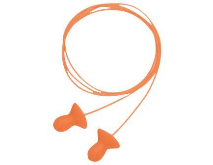 Howard Leight Quiet 26 dB Corded Multiple-Use Ear Plug, Orange, 2 Pair/pack - R-01522
