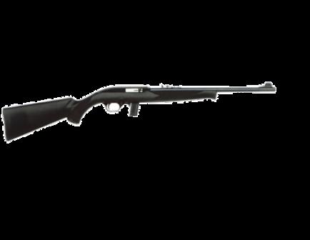"Mossberg 702 Plinkster .22 LR 18"" Blued Barrel Black Synthetic Stock 37001"
