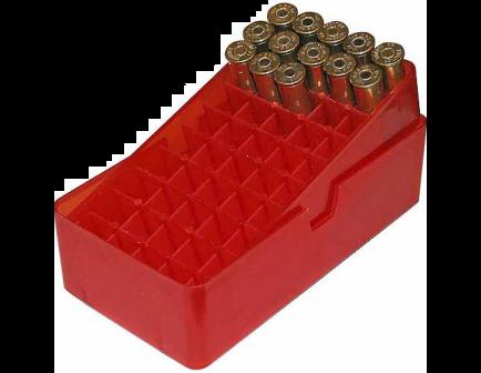 MTM 50 Rd. Pistol Slip Top - .38/.357 - 50 - E-50-38-29