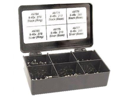 Leupold Torx Screw Kit, Black/Silver - 52395
