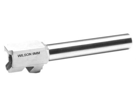 "Wilson Combat Match Grade Barrel, 9mm, for Glock 17, 4.49"", Stainless 379"