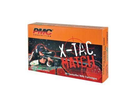 PMC X-Tac Match 308 Winchester 168gr OTM Ammunition 20rds - 308XM