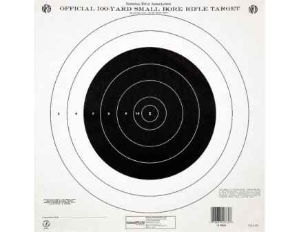 Champion 100 YD SINGLE BULLSEYE - 12 PK - 40762