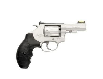 Smith & Wesson Model 317 Kit Gun Small .22lr Revolver, Matte Silver - 160221