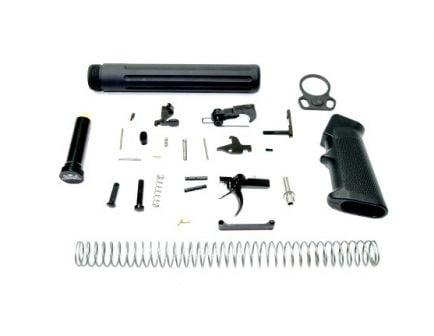 ar 15 Pistol lower build kit