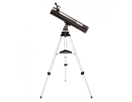 "Bushnell Voyager Astro 900x4.5"" Reflector Sky Tour Telescope w/LCD handset - 789946"