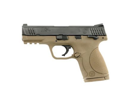 "S&W Pistol M&P 45ACP 4"" Brown  8rd mag---109158"