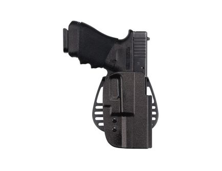 Uncle Mike's Tactical Open Top Kydex Paddle Holster, Right Hand (Size 30) - 54301