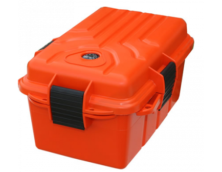 MTM Survivor Dry Box - Orange - - S1074-35