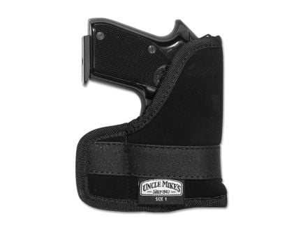 Uncle MIke's Inside-the-Pocket Holster, Ambidextrous (Size 4) - 87444