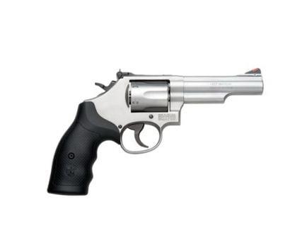 Smith & Wesson Model 66 Medium .357 Mag Revolver, Matte Stainless - 162662