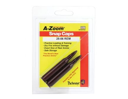 .25-06 Snap Caps, 2 Pack