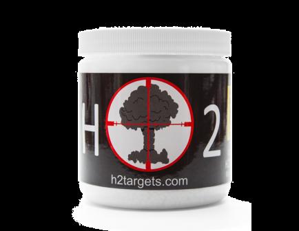 H2Targets 1/2lb Rifle Exploding Target H2 4084