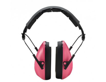 Champion Slim Passive Ear Muffs Pink 40972