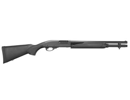 "Remington 870 Express 20 GA 18.5"" Tactical Pump Shotgun, Black Synthetic - 81100"
