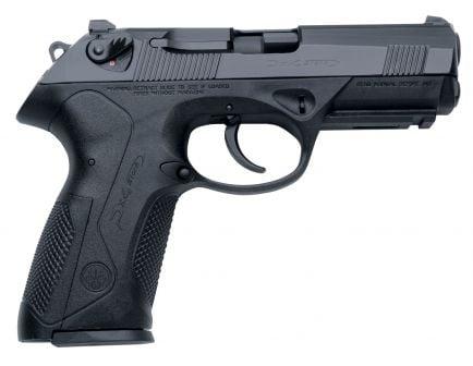Beretta Px4 Storm 40 S&W Pistol Full Size CA Compliant 10 Round Pistol, Black - JXF4F20CA
