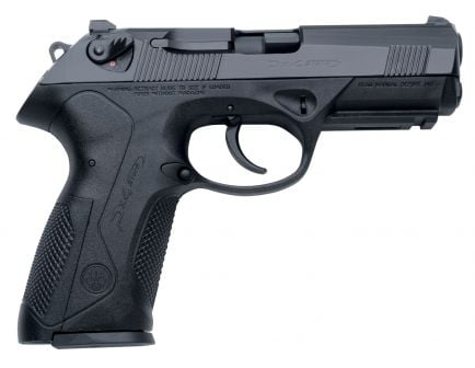 Beretta Px4 Storm Type G Full 9mm Pistol 10 Round CA Compliant, Black - JXF9G20CA