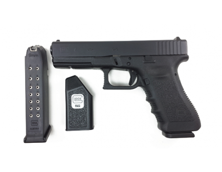 Glock 17 Gen3 9mm Pistol USA Made - UI1750203