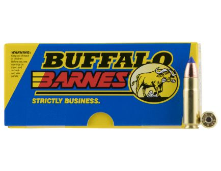Buffalo Bore 458 SOCOM 300 grain Barnes Tipped TSX Rifle Ammo, 20/Box - 47A/20