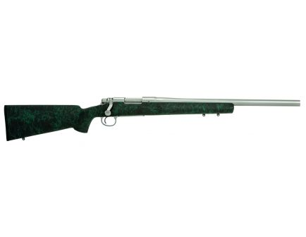 Remington 700 Stainless 5-R 308 4 Round Bolt Action Rifle, Fixed HS Precision with Aluminum Bedding - 29663