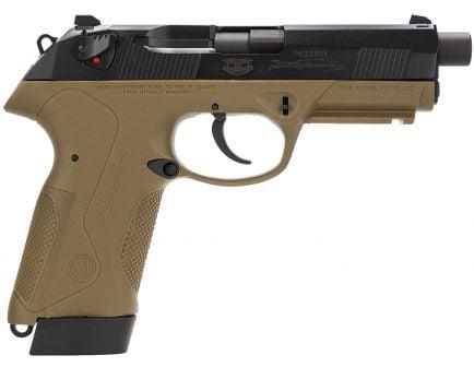 Beretta Px4 Storm SD Type F 45 ACP Pistol 9+1 Round, Flat Dark Earth - JXF5F45