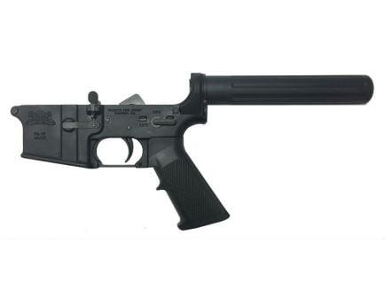 psa ar 15 complete classic ar pistol lower receiver black