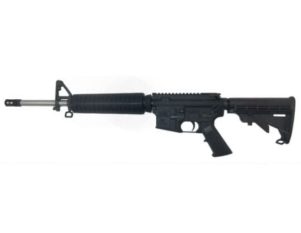 16 inch stainless mid length complete ar 15