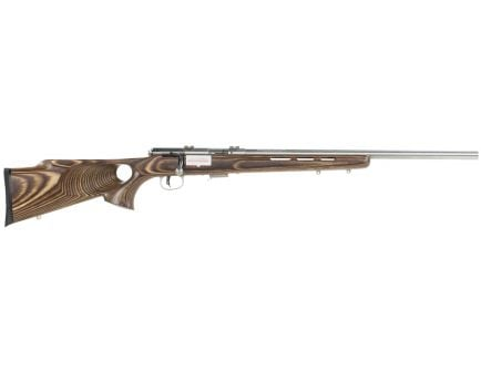 Savage Arms 93 BTVSS 22 WMR 5 Round Bolt Action Rimfire Rifle, Thumbhole - 94725