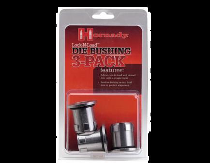 Hornady Lock-N-Load Die Bushings, 3-Pack ‒ 044093