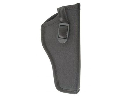 Uncle Mike's Sidekick Size 5 Right Hand Hip Holster, Textured Black - 81051