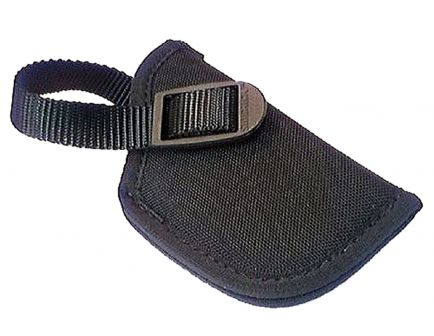 Uncle Mike's Sidekick Size 10 Right Hand Hip Holster, Textured Black - 81101