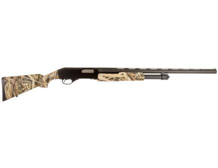 Savage Arms 320 Field Grade Compact Camo 12 Gauge Pump-Action Shotgun, Matte Camouflage - 22563
