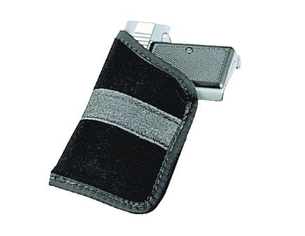 Uncle Mike's Size 2 Right Hand Inside the Pocket Holster, Textured Black - 87442